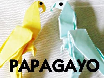 Papagayo (1.2) - Papiroflexia