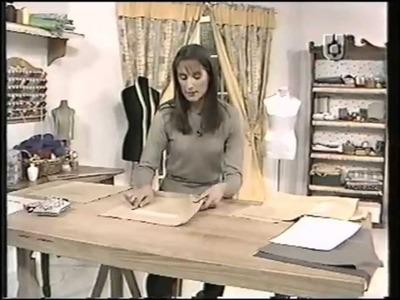 Puntos y Puntadas 47. Confeccionar Bolsillos con y sin ribete. María Laura Poratto.