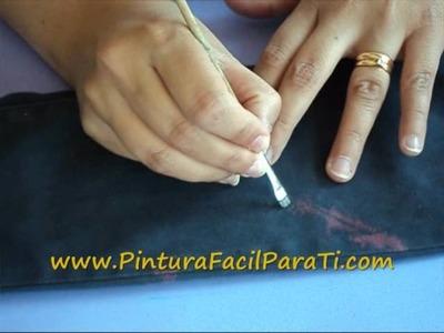 Como hacer con las Manchas en la Ropa Como Desaparecer Manchas Pintura Facil Para Ti.wmv