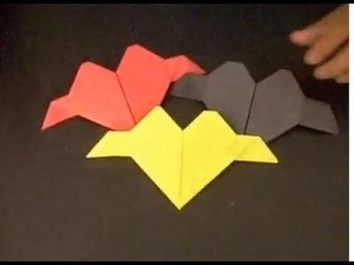 ¿como hacer un corazon de papel?