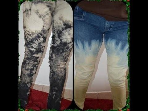 DIY- ( Transforma Tus Pantalones )