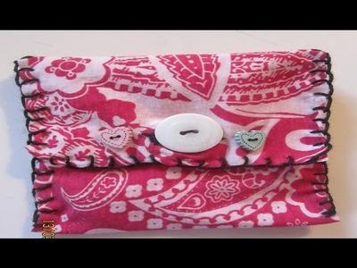 Estuche o bolsita para guardar las toallas Higienicas- Bag Sanitary Pads
