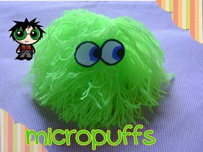 Manualidades Harry Potter: Micropuffs o Soplido Pigmeo (Plimpy Puff) @xoOlexiitOo ♥