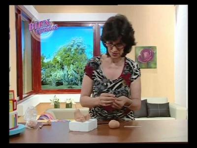 Mirta Biscardi - Bienvenidas TV - Osito para el Primer Añito