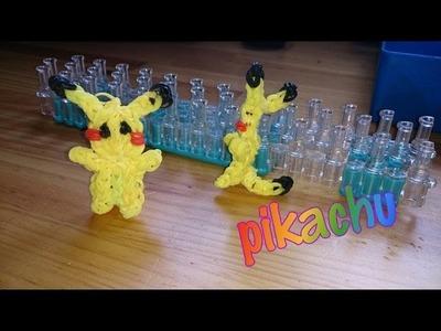 Pikachu de gomitas con telar