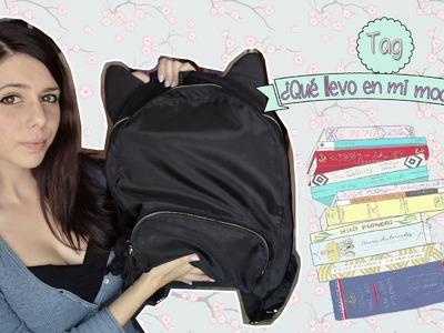 Tag:¿Qué llevo en mi mochila? | 2014 | ♥ Ronro Love