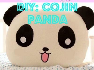 DIY: Cojin Panda | Panda Pillow | Life Dreams