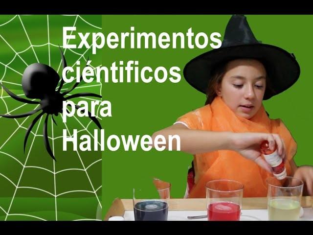 Experimentos científicos 3: