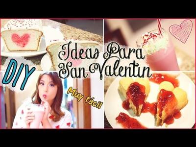 ¡Ideas de Postres Fáciles y lindos para San Valentín! - Raiza Revelles