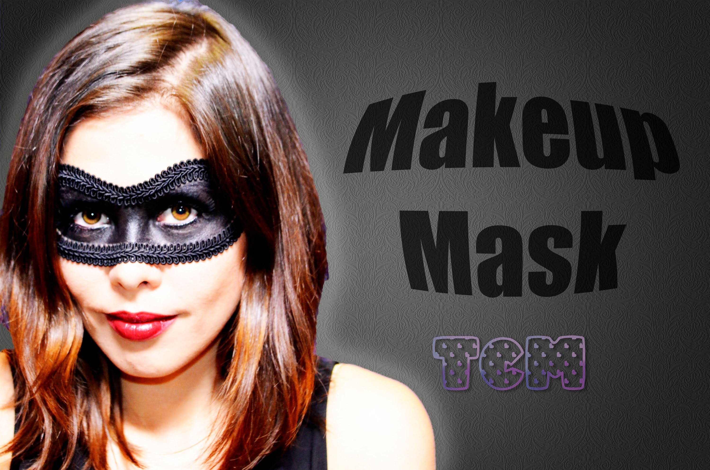 Makeup Mask.Halloween.Mon♥