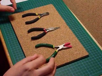 Modificamos un alicate de trabajo para nuestras manualidades
