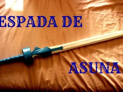 Taller de Softcombat  Espada de Asuna