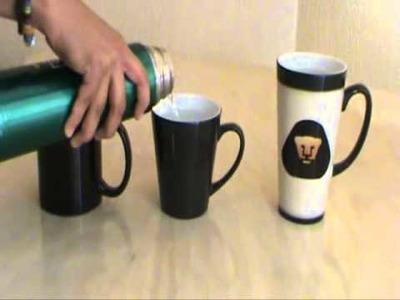 Tazas magicas personalizadas para empresas o bien para regalo.