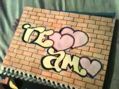 Una historia de amor-Cuaderno para mi novio.
