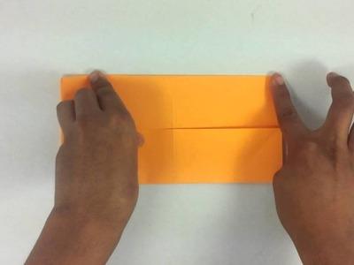 Casita de origami - Ideas infantiles