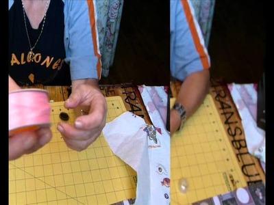 Como hacer un broche de Camafeo con imagén de Gorjuss ysu cabuch