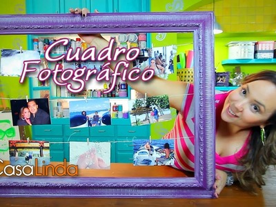 Cuadro Fotográfico - Casa Linda