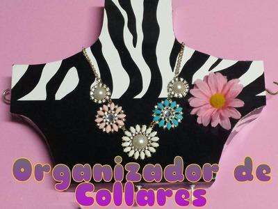 DIY Organizador Para Collares | Peticion