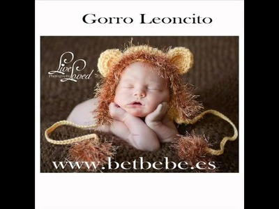Gorros Ganchillo