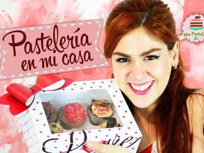 MI CASA SE CONVIERTE EN PASTELERÍA | #ESHPESHIAL SAN VALENTÍN ♥