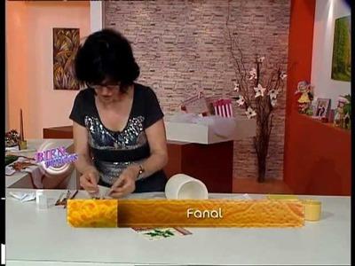 Mirta Biscardi - Bienvenidas TV - Fanal de Navidad