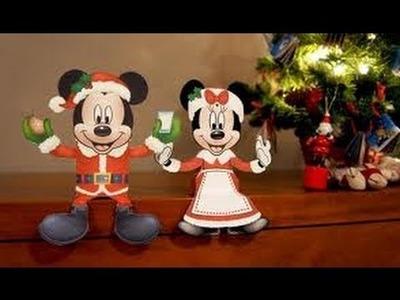 Muñecas Fofuchas Para Navidad Artfoamicol