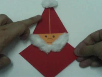 Navidad.  Papá Noel