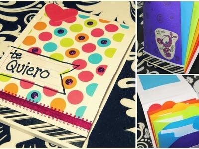 Tarjeta.album+sobres ♥-tutorial [marianalugowest]