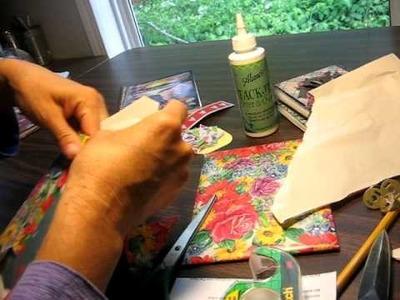 Tutorial como convertir un cuaderno corriente en agenda