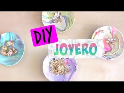 DIY COMO HACER UN JOYERO SUPER LINDO ♥Ilse Time