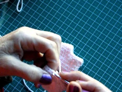 Como hacer zapatos muñecas amigurumis