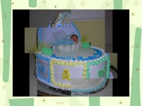 BABY SHOWER, CAKES