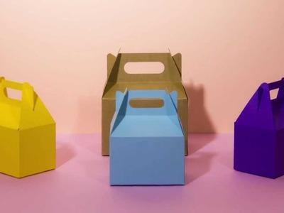 .  ¡y se hizo el color! - Cajas de picnic de colores - SelfPackaging