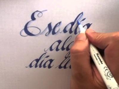 Caligrafia el caligrafo