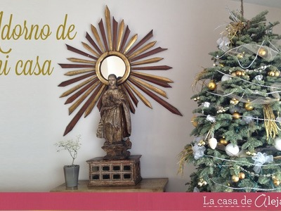 Cómo decoré mi casa para esta Navidad - How I decorated my home for Christmas