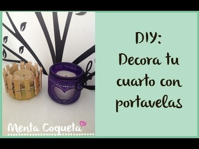 DIY: Como decorar tu Cuarto ✿