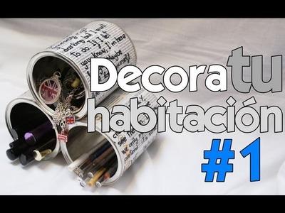 DIY: Decora tu habitación #1