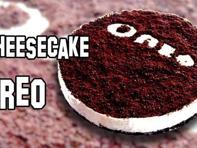 Recetas de Cocina | Como Hacer Cheesecake Oreo (Tarta Oreo)