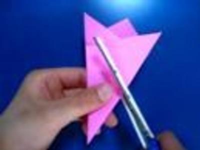 Sakura en origami