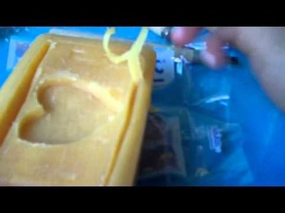 Figuras de jabón Fácil (soap carving)