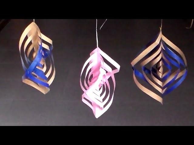 Adorno colgante para fiesta I -Hanging ornament  1