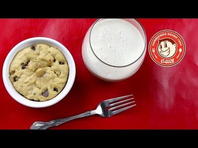 ¡Galleta Chocolate Chip en 60 segundos! - El Guzii