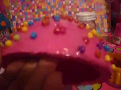 Cajita de cupcake.