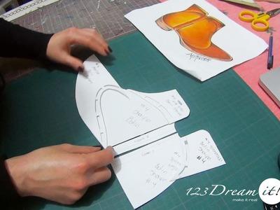 Calzado Artesanal Parte 6 - Armado de Piezas