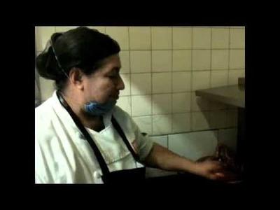 Cómo preparar pipián rojo poblano