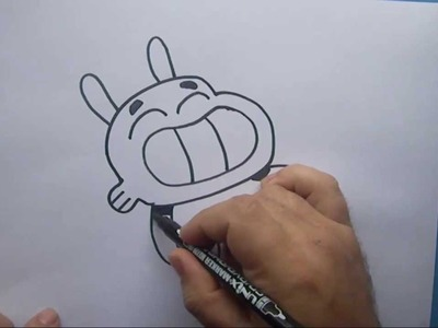 Dibujando a Darwin El asombroso mundo de Gumball 2