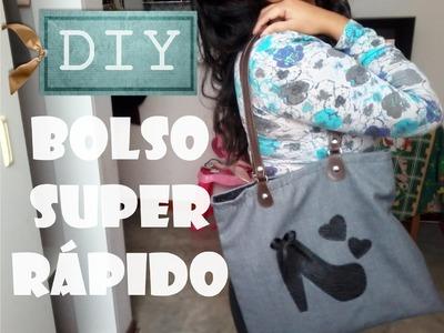 DIY Realiza un bolso fácil y bonito. Novedadescon katherine ♥