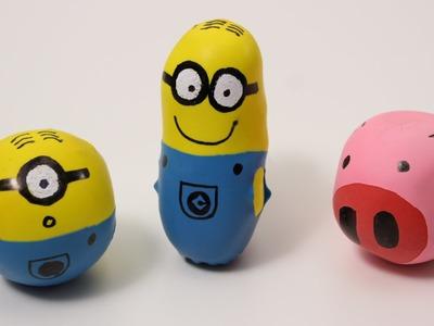 Fabricar Minions (Hellokids)