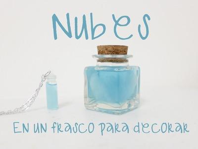 Ideas para decorar y hacer accesorios con nubes  - Hablobajito