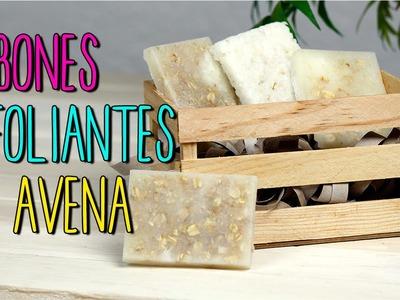 Jabones Caseros de Avena - Jabones Exfoliantes Artesanales + ¡Nueva sección al final!